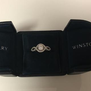 ハリーウィンストン(HARRY WINSTON)のハリーウィンストン  リリークラスター(リング(指輪))