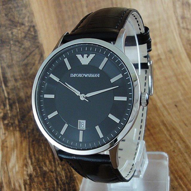 ロレックス 時計 修理 東京 - エンポリオアルマーニ メンズ 時計 AR2411 の通販 by いちごみるく。's shop|ラクマ