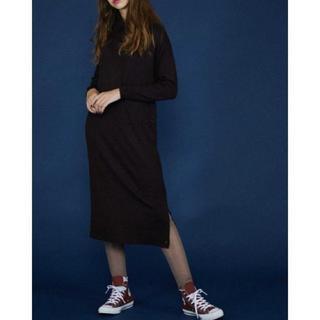 プロポーションボディドレッシング(PROPORTION BODY DRESSING)の新品♡定価10470円 プロポーションボディドレッシング 茶色 ワンピース(その他)