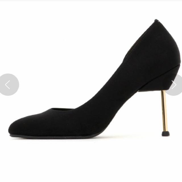 ESPERANZA(エスペランサ)のスパイクピンヒールパンプス☆新品未使用 レディースの靴/シューズ(ハイヒール/パンプス)の商品写真
