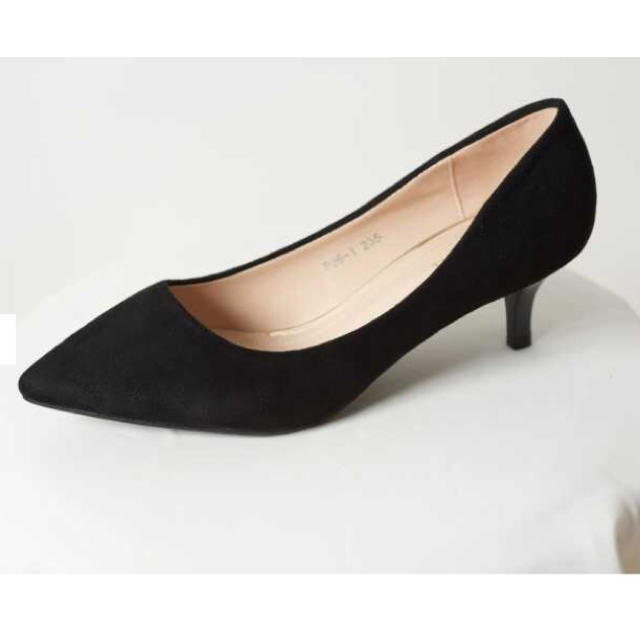 パンプス スウェード レディースの靴/シューズ(ハイヒール/パンプス)の商品写真