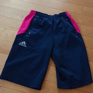 アディダス(adidas)の美品 ハーフパンツ 160cm  アディダス(パンツ/スパッツ)