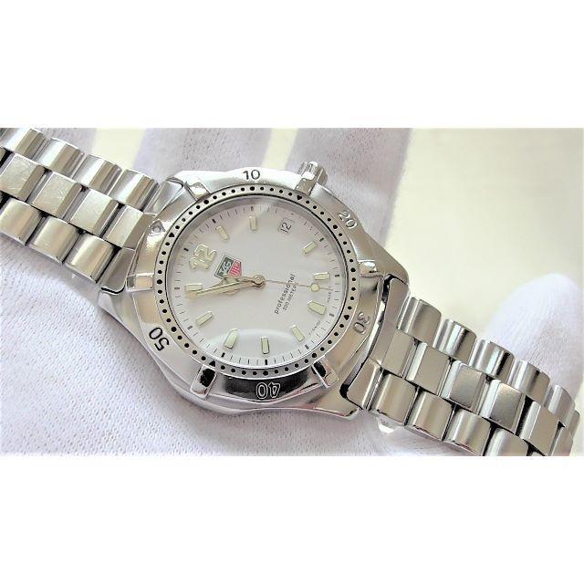 Gucci - TAG HEUER タグホイヤー 男性用 クオーツ腕時計 電池新品 B2263の通販 by hana|グッチならラクマ