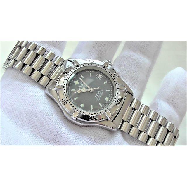 モンテーヌ 時計 偽物 - TAG Heuer - TAG HEUER タグホイヤー  クオーツ腕時計 電池新品 B2266メの通販 by hana|タグホイヤーならラクマ