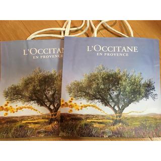 L'OCCITANE - ロクシタン☆紙袋