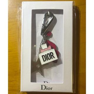 ディオール(Dior)のDIOR キーホルダー(キーホルダー)