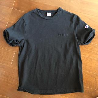フレイアイディー(FRAY I.D)のERC様専用💙🧡FRAY I.D ×champion コラボTシャツ(Tシャツ(半袖/袖なし))