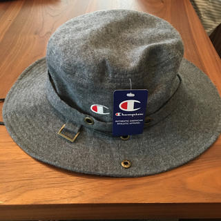 チャンピオン(Champion)のchampion バケットハット 帽子 未使用(ハット)