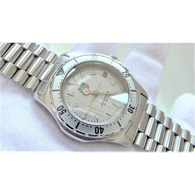 オメガ 時計 秒針 4秒 | TAG Heuer - TAG HEUER タグホイヤー  クオーツ腕時計 電池新品 B2261メの通販 by hana|タグホイヤーならラクマ