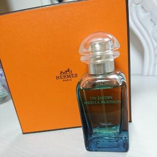 エルメス(Hermes)の新品未使用♡エルメス 香水 モンスーンの庭 50mL(香水(女性用))