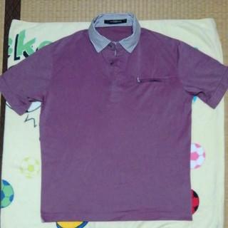 カルバンクライン(Calvin Klein)の美品(2回着用) Intermezzo ポロシャツ(ポロシャツ)