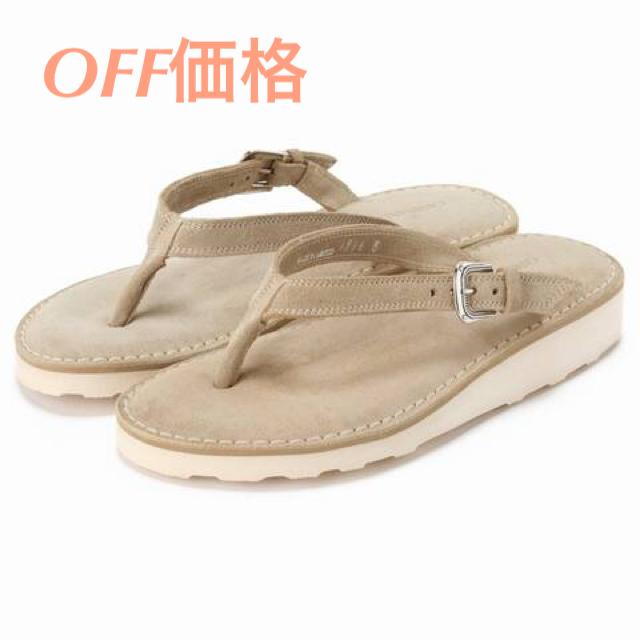 DEUXIEME CLASSE(ドゥーズィエムクラス)のDeuxieme Classe CAMINAND FLIPS OFF価格 レディースの靴/シューズ(サンダル)の商品写真
