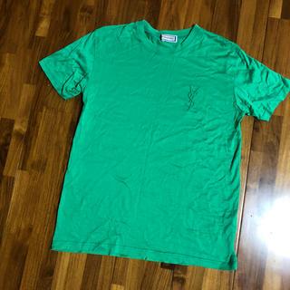 サンローラン(Saint Laurent)のTシャツ(Tシャツ(半袖/袖なし))