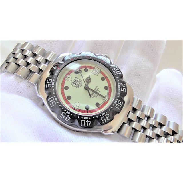 TAG Heuer - TAG HEUER タグホイヤー  クオーツ腕時計 電池新品 B2218の通販 by hana|タグホイヤーならラクマ