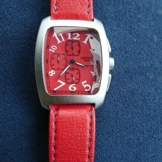 LOCMAN Sport/クォーツ腕時計/アナログ/REF.487/ロックマン/の通販 by ショウ's shop|ラクマ