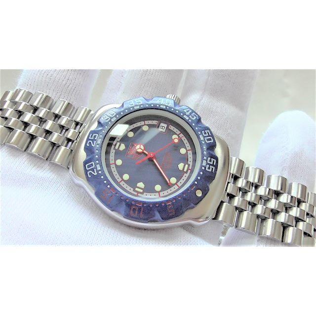 TAG Heuer - TAG HEUER タグホイヤー  クオーツ腕時計 電池新品 B2207メの通販 by hana|タグホイヤーならラクマ