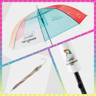 フラグメント(FRAGMENT)の【限定コラボ】THE CONVENI × arnold palmer ビニール傘(傘)