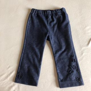 ジルスチュアートニューヨーク(JILLSTUART NEWYORK)のジルスチュアート デニム風パンツ  80サイズ(パンツ)