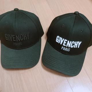 ジバンシィ(GIVENCHY)のGIVENCHY ジバンシー キャップ 中古(キャップ)