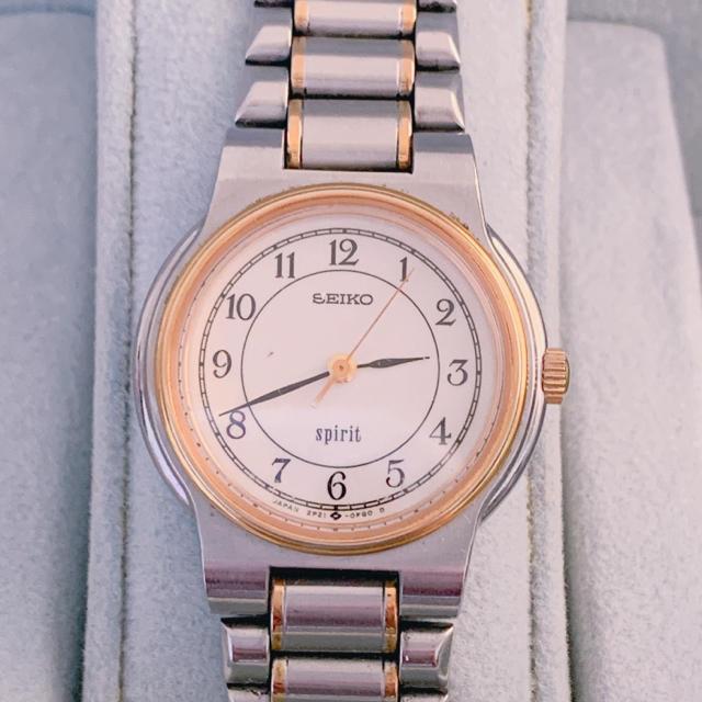 SEIKO - SEIKO spirit レディース腕時計の通販 by 888プロフ必読|セイコーならラクマ
