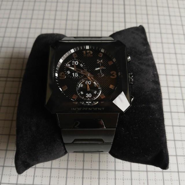 INDEPENDENT - インディペンデント 腕時計の通販 by KAGE's shop|インディペンデントならラクマ