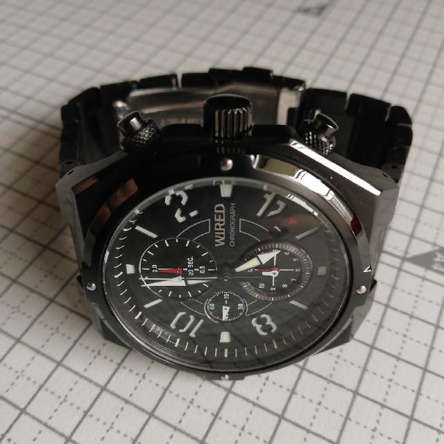 WIRED - ワイアード 腕時計の通販 by KAGE's shop|ワイアードならラクマ