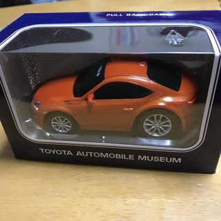 トヨタ(トヨタ)のトヨタ博物館オリジナルプルバックカー(模型/プラモデル)