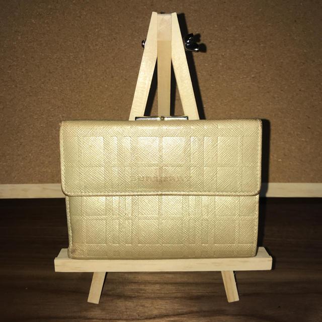 BURBERRY - バーバリー Burberry 財布 箱付き SALE セールの通販 by wallet SHOP|バーバリーならラクマ
