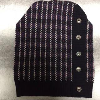 ドルチェアンドガッバーナ(DOLCE&GABBANA)のドルチェ&ガッバーナ  ニット帽(ニット帽/ビーニー)