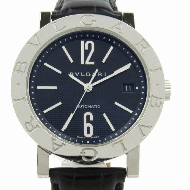 BVLGARI - ウォッチ 腕時計 メンズ BB38SL [ランクA] BVLGARI 美品の通販 by 高尾 五郎's shop|ブルガリならラクマ