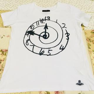ヴィヴィアンウエストウッド(Vivienne Westwood)のviviennewestwood ANGLOMANIA Tシャツ(Tシャツ(半袖/袖なし))