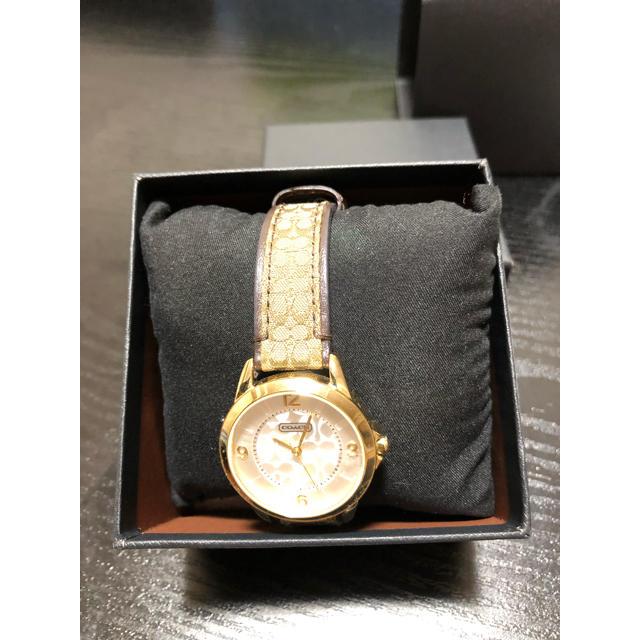 COACH - coach 腕時計の通販 by ゆか's shop|コーチならラクマ