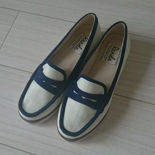 ランダ(RANDA)のRANDA*ローファー*Sサイズ(ローファー/革靴)