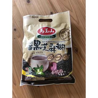 台湾 馬玉山 紫山藥黑芝蔴糊 (紫山芋黒ゴマ糊)(茶)