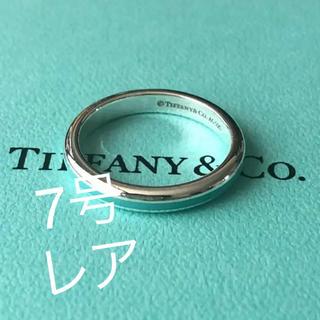 ティファニー(Tiffany & Co.)のティファニー リング エナメルフィニッシュ 7号(リング(指輪))