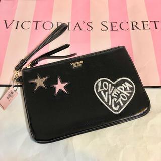 ヴィクトリアズシークレット(Victoria's Secret)のヴィクトリア シークレット iPhone スマホ ポーチ ケース カバー バッグ(モバイルケース/カバー)