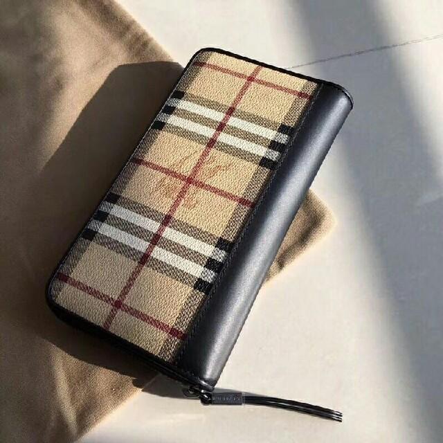 BURBERRY - 大人気 バーバリー BURBERRY 長財布の通販 by マサキ's shop|バーバリーならラクマ