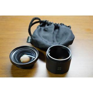 リコー(RICOH)の【KUDA様専用】RICOH DW-6 + HA-2(レンズ(単焦点))