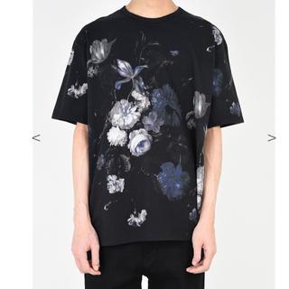 ラッドミュージシャン(LAD MUSICIAN)のlad musician 18ss 花柄big tシャツ(Tシャツ/カットソー(半袖/袖なし))