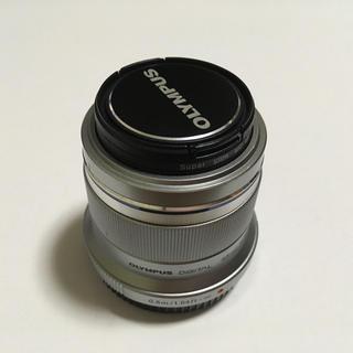 オリンパス(OLYMPUS)のM.ZUIKO DIGITAL 45mm F1.8 [シルバー](レンズ(単焦点))