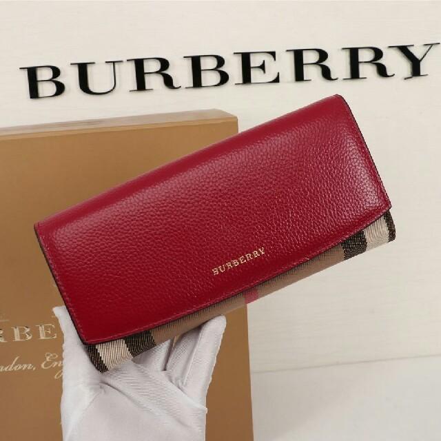 BURBERRY - バーバリー BURBERRY 長財布 【美品】の通販 by マサキ's shop|バーバリーならラクマ