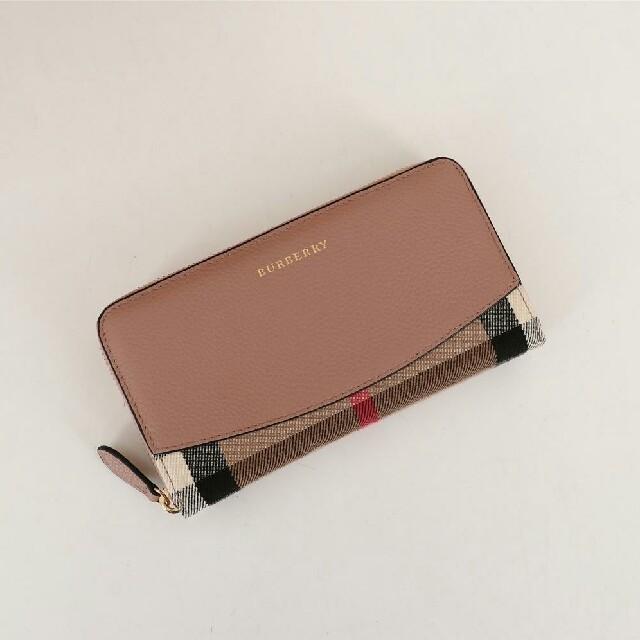BURBERRY - 美品 バーバリー BURBERRY 長財布の通販 by マサキ's shop|バーバリーならラクマ