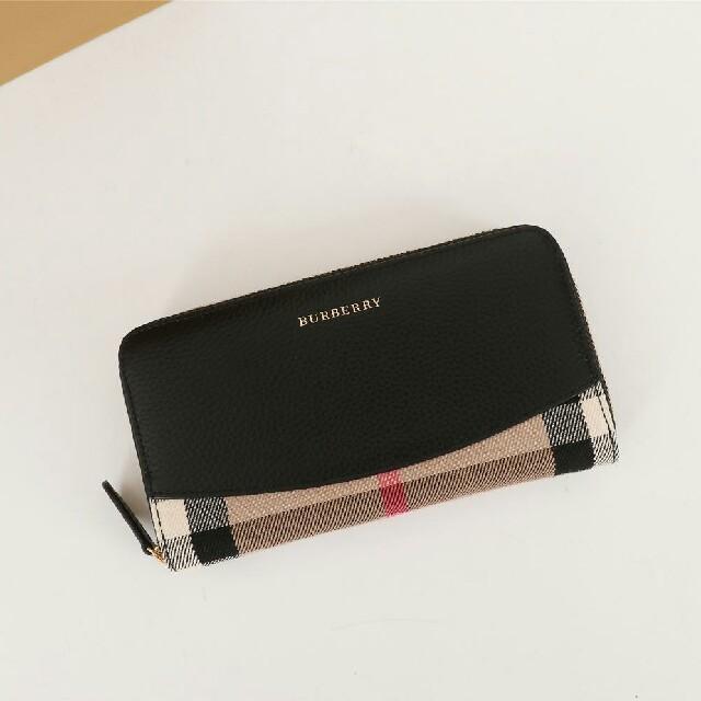 BURBERRY - 人気 バーバリー BURBERRY 長財布の通販 by マサキ's shop|バーバリーならラクマ