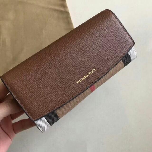 BURBERRY - 大人気 バーバリー BURBERRY 長財布 の通販 by マサキ's shop|バーバリーならラクマ