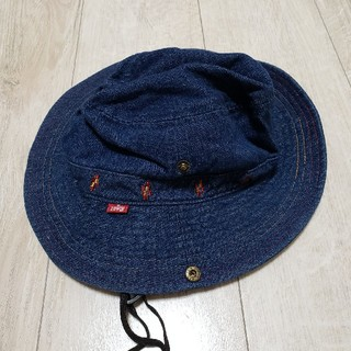 エドウィン(EDWIN)のデニムキャップ(帽子)