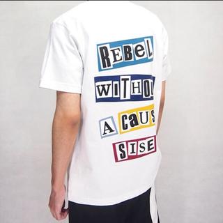 シセ(Sise)のSISE バックプリントTシャツ(Tシャツ/カットソー(半袖/袖なし))