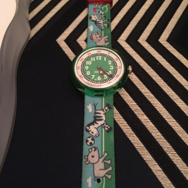 swatch - スウォッチ キッズ用腕時計の通販 by プロフ必読⭐️mol's shop|スウォッチならラクマ