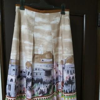 アーモワールカプリス(armoire caprice)のarmoire capriceのスカート(ひざ丈スカート)