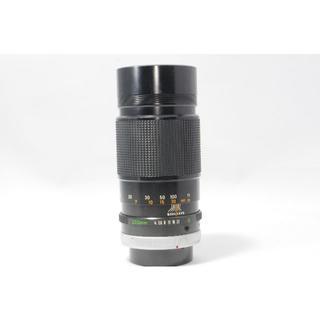 キヤノン(Canon)のCanon キャノン FD 200mm F4 S.S.C SSC FD(レンズ(単焦点))
