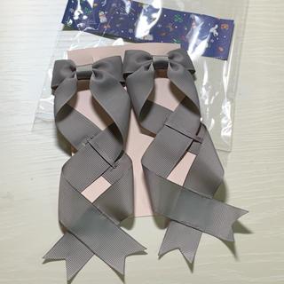 アマベル(Amavel)のLOTUS ribbon リボンバレッタ(バレッタ/ヘアクリップ)